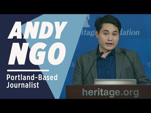 ANDY NGO:  Antifa's Plan to Undermine Liberal Democracy