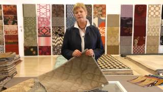 How to Finish Rugs & Carpets : Carpet & Rugs