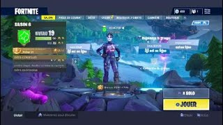 Fortnite I buy the skin [Dark Terror]