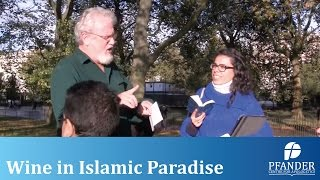 WINE IN ISLAMIC PARADISE (JAY SMITH & HATUN TASH)