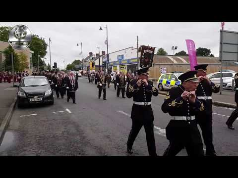 Lisburn City Welcomes City Of Belfast Grand Black Chapter 2017