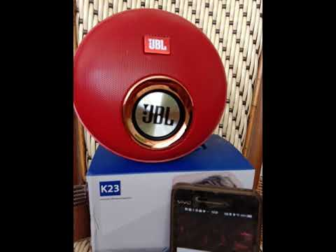 Review Speaker Bluetooth JBL K23, Cek Deskripsi 🙏📦