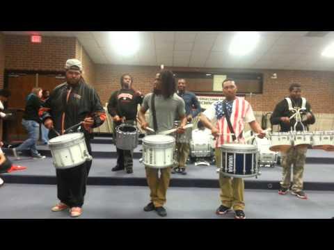 North Edgecombe High School Drumline
