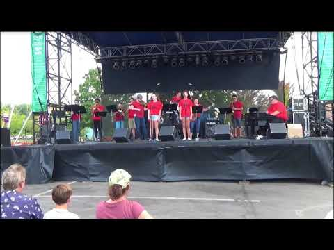 STAND BY YOU - BISHOP SUPER BAND @ HERITAGE FEST 2017