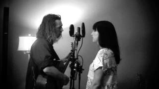 Bob Dylan - Boots of Spanish Leather (Cover by Juliana Richer Daily and Trevor Willmott)