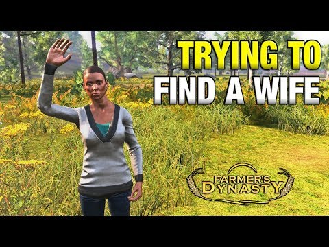 TRYING TO FIND A WIFE | Farmer's Dynasty - Episode 17