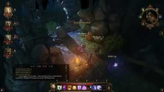 Divinity Original Sin - Luculla Forest Guide - SLAVES AND MASTER - Complete Quest! Walkthrough