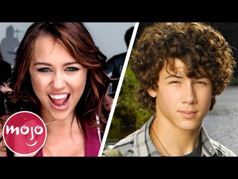 Top 10 Disney Stars You Forgot Dated Each Other