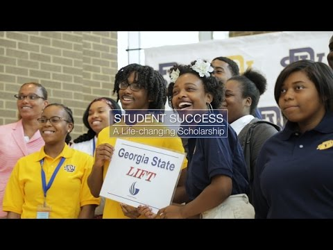 Georgia State University - A Life-changing Scholarship