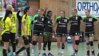 Damen Handball: Bor. Dortmund-TV Nellingen