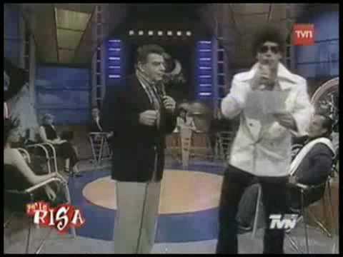 Luciano Bello y Don Francisco