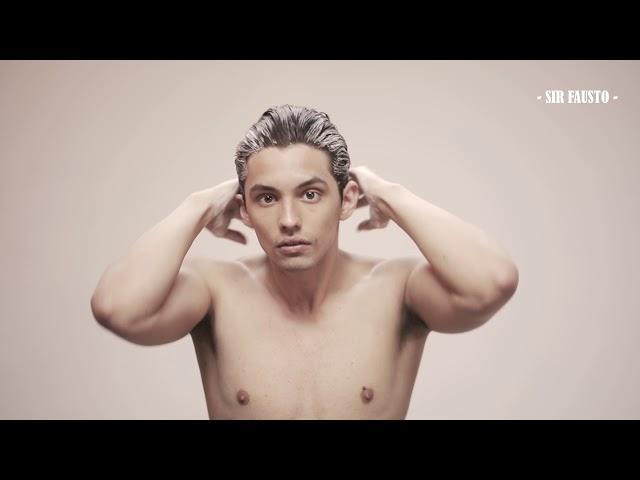 Línea Pure HairCare || Pomada Hybrid Mousse Efecto Mate