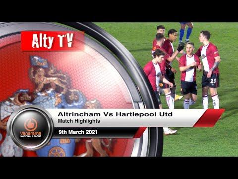 Altrincham Hartlepool Goals And Highlights
