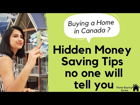 Thinking Of Buying A Home In Canada? Let Us Share HIDDEN Money-saving Tips |  Young Canadian Family