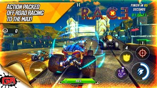 RACE: Rocket Arena Car Extreme | Gameplay Android | New Mobile Game| screenshot 1