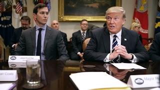 Trump: Kushner to head new White House office