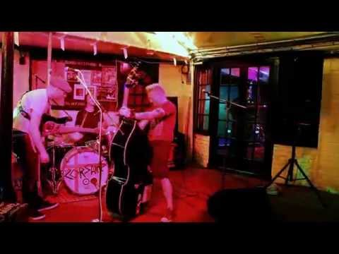Psychobilly Band: The Corsairs live at Stroud Fringe Festival 2015-  MVI 1137