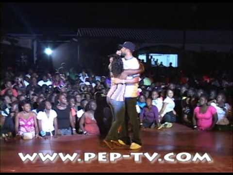 Baby Cham live in St Kitts Part 1