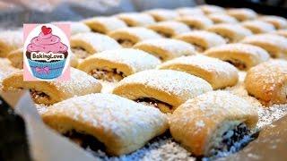 Köstliche Dattelkekse die auf der Zunge zergehen I Kekse mit orientalischer Dattelfüllung
