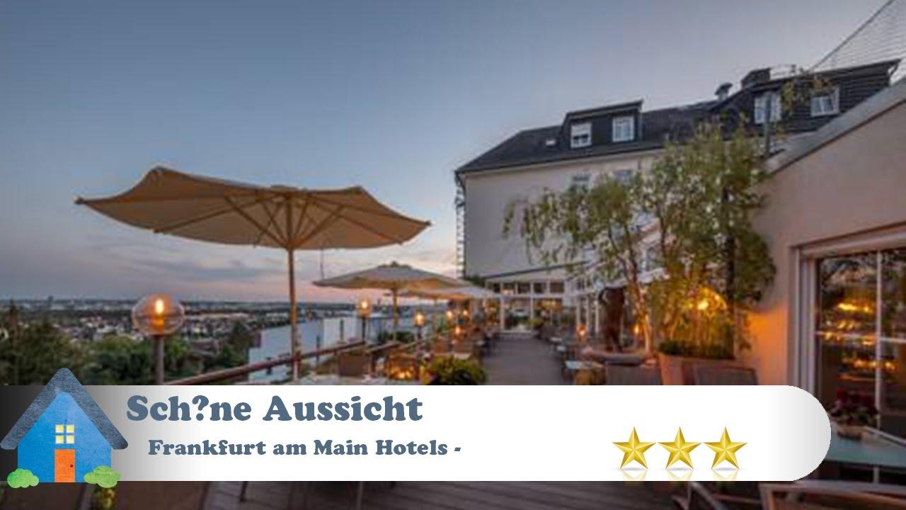 sch ne aussicht frankfurt am main hotels germany youtube. Black Bedroom Furniture Sets. Home Design Ideas