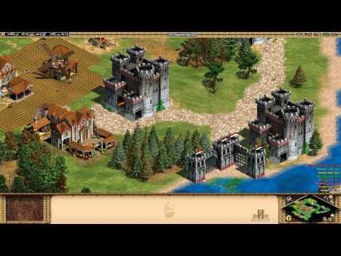 Age of Empires 2 HD Edition - Barbarossa - Holy Roman Emperor Walkthrough Gameplay