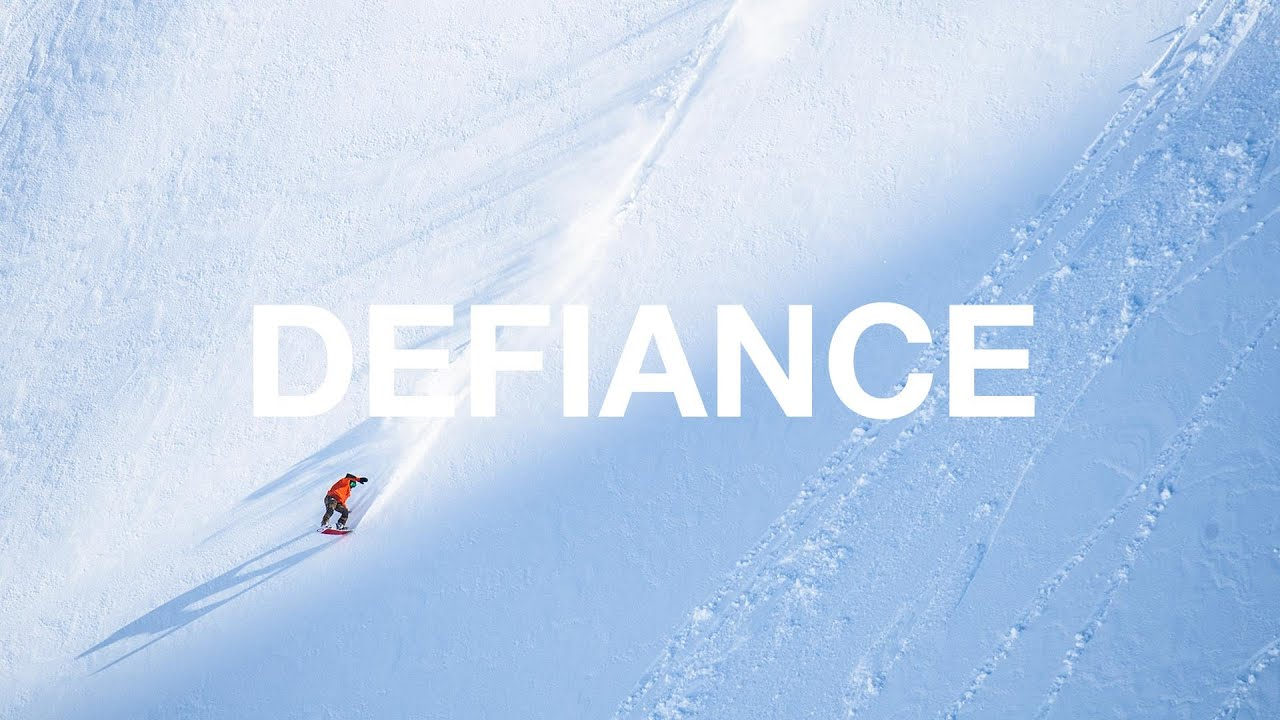 The North Face presents: Defiance ft. Leanne Pelosi, Jake Blauvelt and Victor de Le Rue