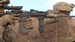 LIVE Afghan gun battle in Marjah Helmand; Taliban not giving up
