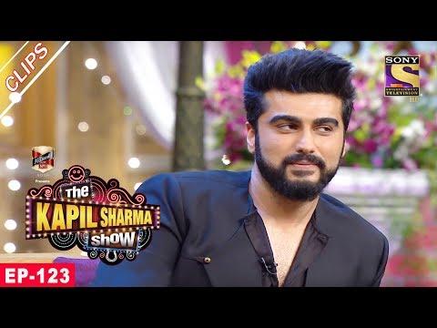 Ileana D'Cruz Snubs Arjun Kapoor - The Kapil Sharma Show - 29th July, 2017