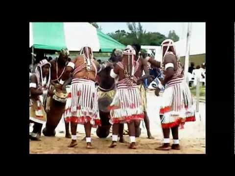 Amazing Namibian Dance( Kavango Region)