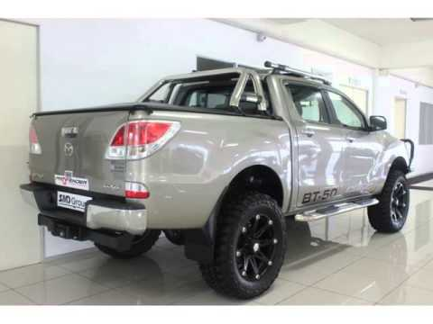 Mitsubishi Triton For Sale >> 2015 MAZDA BT-50 3.2 TDCI 4X4 D/C A/T Auto For Sale On Auto Trader South Africa - YouTube