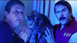 """Самооборона для бабушки - Урок 2 """"Кошка"""" (Частные уроки Мастера Кена)"""