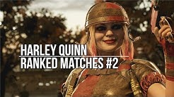 Injustice 2: Harley Quinn Ranked Matches #2