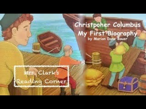 Christopher Columbus  -  My First Biography Read Aloud