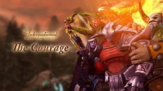 The Courage | Dota 2 Short Film Contest 2016 [SFM]
