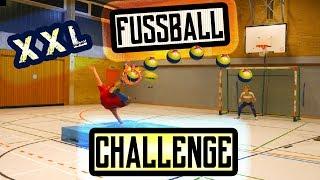 DIE XXL FUSSBALL CHALLENGE !! ???? | GLCEMBER ❄