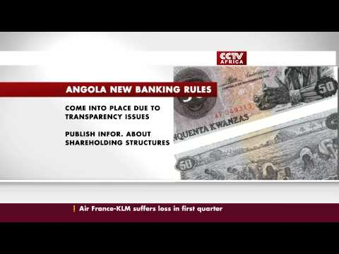 Angola sets new banking rules