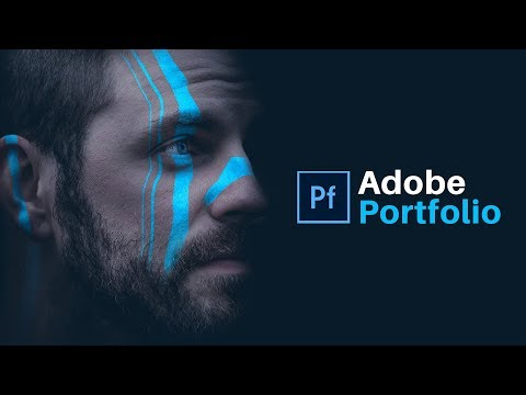 Adobe Made An AWESOME Portfolio Builder (Adobe Portfolio Tutorial)