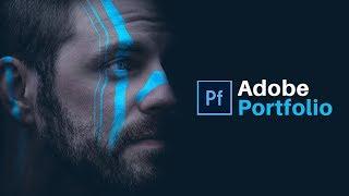Adobe Made An AWESOME Portfolio Builder (Adobe Portfolio Tutorial)