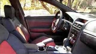 2008 Pontiac G8 | 2007 Chicago Auto Show