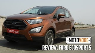 This is the petrol to get: Ford EcoSport S review