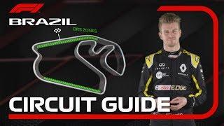 Nico Hulkenberg's Guide to Autodromo Jose Carlos Pace
