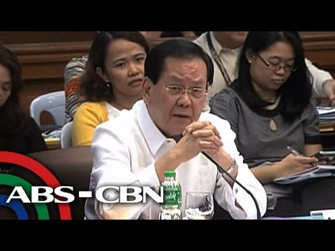 ANC Live: Osmena grills RCBC lawyer on bank secrecy law