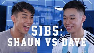 SIBS: Dave, Shaun Ildefonso, and a lot of Bad Dad Jokes