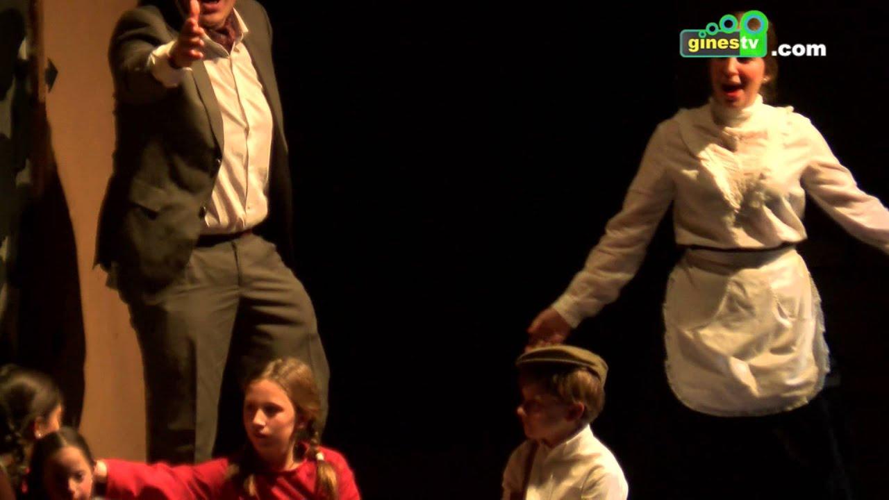 El musical solidario 'El Jorobado de Notre Dame' recogerá juguetes para niños necesitados de Gines