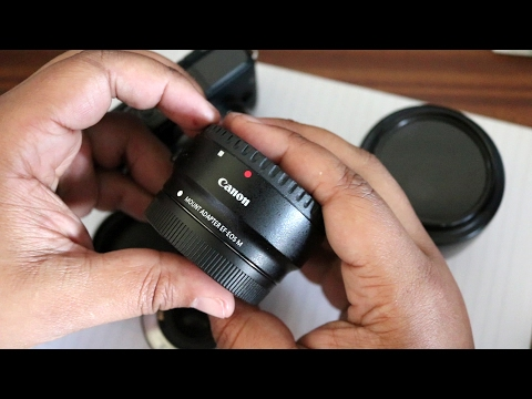 Canon EOS-M Mount Adapter