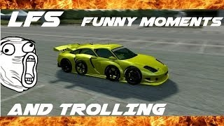 LFS ► Funny moments and trolling