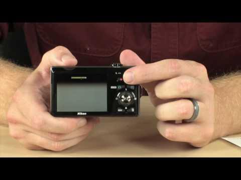 Nikon Coolpix S6000 26215 Digital Camera