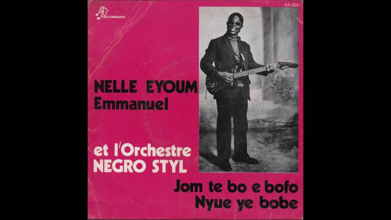 Image result for Emmanuel Nelle Eyoum
