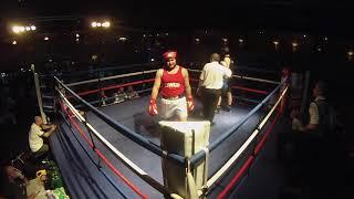Ultra White Collar Boxing | Durham | Callum English VS Phil Kirkland