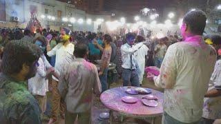 Holi in Karachi,Pakistan Part 2 | Chota Rapper Emiway ka Fan | Holika Dahan